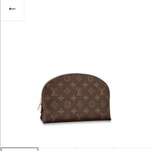 Louis Vuitton Cosmetic Pouch GM New!!!